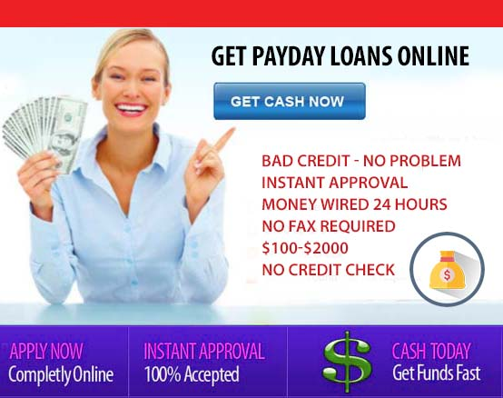 Can I Get Payday Loans for Bad Credit History