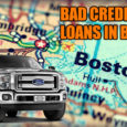 Bad Credit Auto Loans in Boston