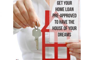 Get Your Home Loan Pre-approved