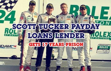 Scott Tucker Payday loans lender gets 17 years prison