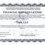 Bright Star Cash lending license
