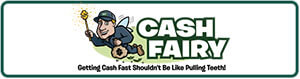 Cash Fairy logo
