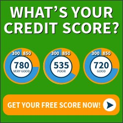Checking your credit will not harm your score!